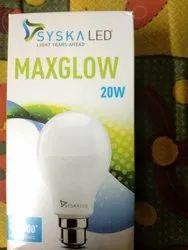 20 watt Syska LED Bulb