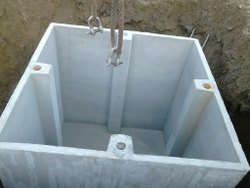 Concrete Aeration Tank