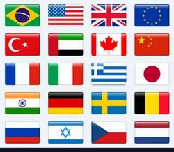 Country Flags -Maritime Flags