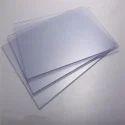 "Plain Transparent Rigid Pvc Sheets, For Packaging, Size: 20"" X 40"" & 24"" X 40"""
