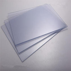 PVC Glass Clear Sheets