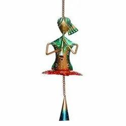 Multicolor Iron Babla Hanging