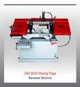 Swing Type Metal Cutting Band Saw Machine