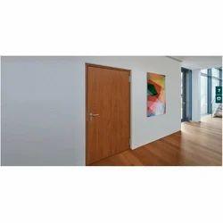 Wood Grain Tech Doors