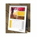 Printed Desk Calendar