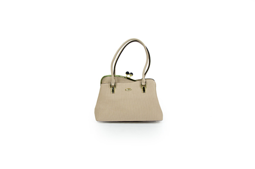 651e740b50e6 Pattern Rexine Designer Ladies Handbag