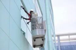 Facade and Glass Cleaning Service