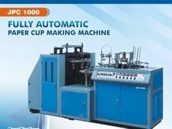 Automatic 2 Phase Paper Cups Forming Machine, 30-330 Ml, 2000-3000