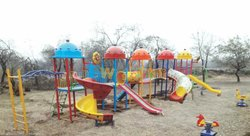 Play Ground Equipment Advance YK -9