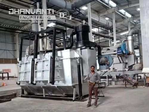 Aluminum Skelner Furnace