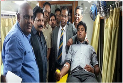 A Positive Blood Group Donation Service