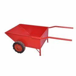 Wheel Barrow Trolley, Capacity: Up to 50 kg