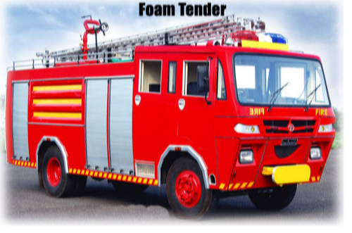 Fire Fighting Vehicle Rental Services