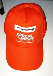 Cotton Cap for Promotional