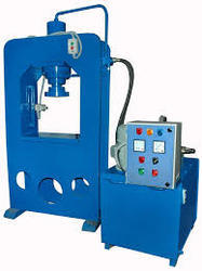 Hydraulic Press Tile Press Paver Block Making Machine