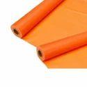 Orange PVC Copy Cover