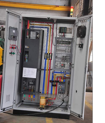 Simatech Automation Single Phase Control Panel, IP Rating: IP33