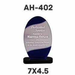 AH - 402 Acrylic Trophy