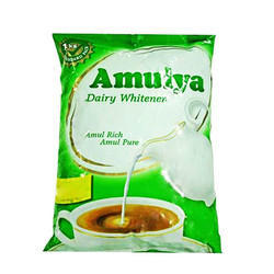 Amulya Dairy Whitener, Packaging: Pouch