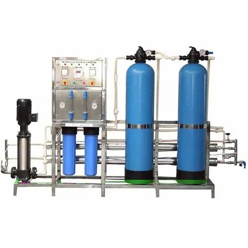 Reverse Osmosis Plants, Capacity: 500 Liter per hour