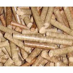 Sawdust Pellet