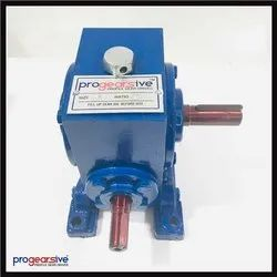 Foot Mounted Worm Reduction Gearbox