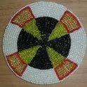 Assorted Beaded Coaster