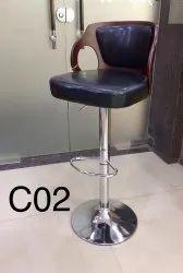 C02 Revolving Bar Stool