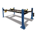Four Post Hydraulic Wheel Alignment Car Lift