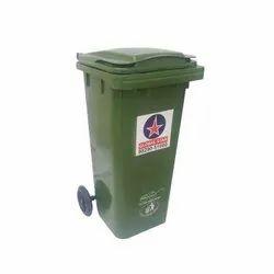 Plastic Wheeled Dustbin