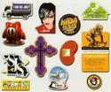 Custom Magnetic Stickers