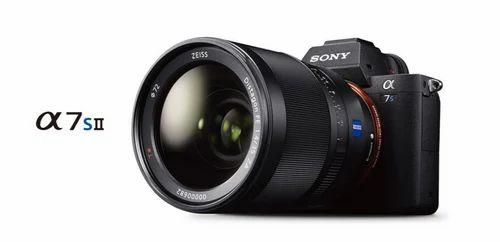 Sony A7s Ii E Mount Camera With Full Frame Sensor