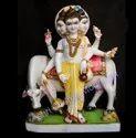 White Marble Duttatreya Statue