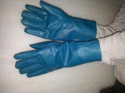 PSW Blue Lead Gloves X Ray Protective Gloves, Size: Standard