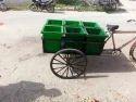 Rickshaw Garbage Bin