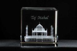 Taj Mahal Laser Inner Engraving