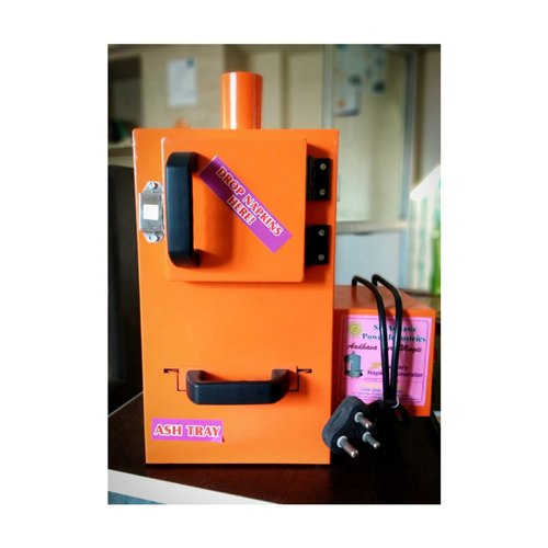ABM ECO FRIENDLY NAPKIN DESTROYER