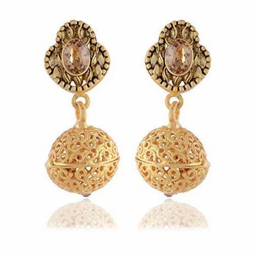 Designer Dangle Drop Earrings