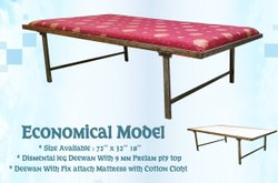 Non Foldable Bed for Covid
