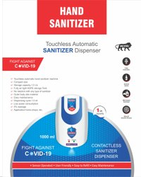 Non Touch Hand Sanitizer Dispenser