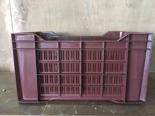Plastic Mould Products - PP Vegetable Crates Manufacturer