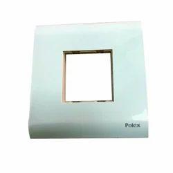 Plastic Square PVC Switch Frame