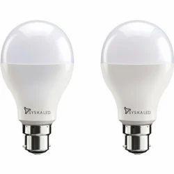 Syska LED Bulb, 6 W - 10 W