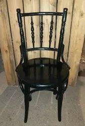 Standard Antique Wooden Chair