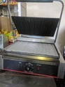 Mild Steel Sandwich Burger Griller, for Commercial