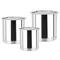 Stainless Steel Pawali for Home Capacity: >200 L