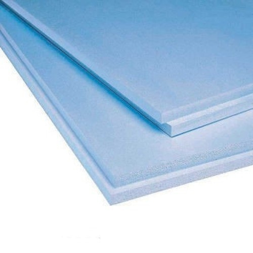 Light Blue Extruded Polystyrene Insulation Sheet Rs 10