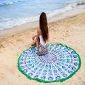Turkish Roundie Beach Towel