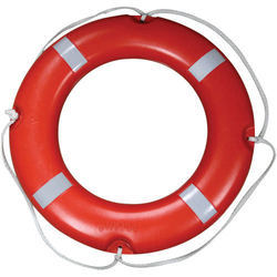 Red Lifebuoy Ring