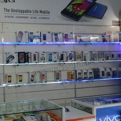 Mobile Phone Store Rack